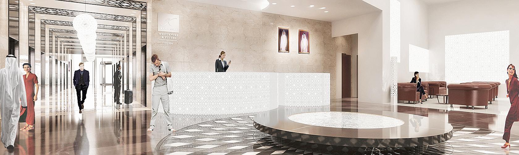 Doha Kempinski Hall