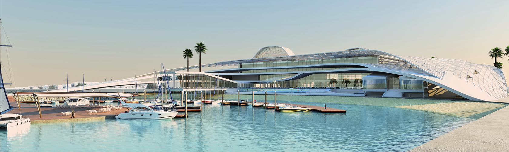 Doha Marina Club